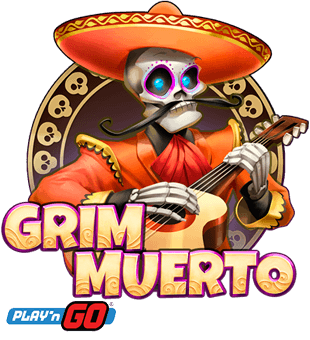 Grim Muerto brought to you by Play'n GO