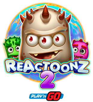 Reactoonz 2 brought to you by Play'n GO