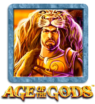 Age of the Gods vam prinaša Playtech
