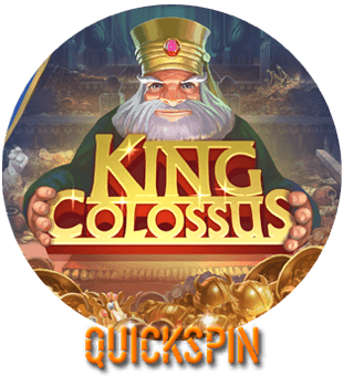 King Colossus прынёс вам Quickspin