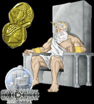 Mynt Olympus kom til þín af keppinautum