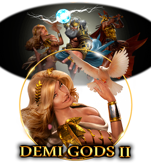 Demi Gods II tuo sinulle Spinomenal