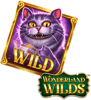 Wonderlands Wild brought to you by StakeLogic