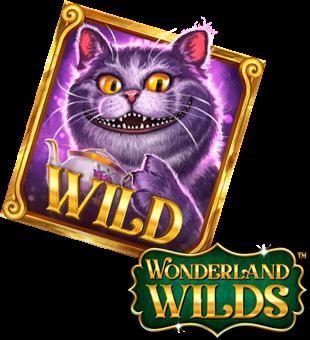 """Wonderlands Wild"" jums atnešė ""StakeLogic"""
