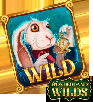 قدم لك Wonderlands Wild بواسطة StakeLogic