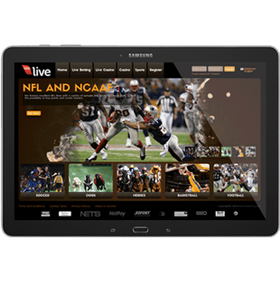 Mobile sportsbooks