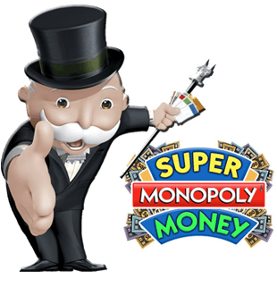 Super Monopoly Money brakt til deg av WMS